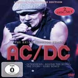 "AC/DC ""Brian Johnson Years"" DVD"