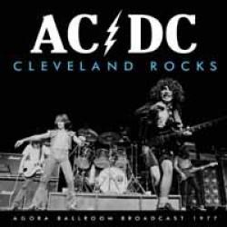 "AC/DC ""Cleveland Rocks"" CD"