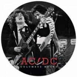 "AC/DC ""Columbus Rocks - The Ohio Broadcast 1978"" Picture Disk Vinyl - PRE-ORDER"