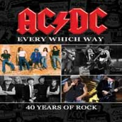 """AC/DC """"Every Which Way"""" 2 DVD"""
