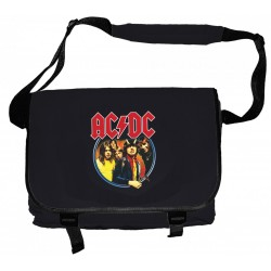 """AC/DC """"Highway To Hell"""" Messenger Bag"""