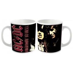 """AC/DC """"Highway To Hell"""" Mug"""