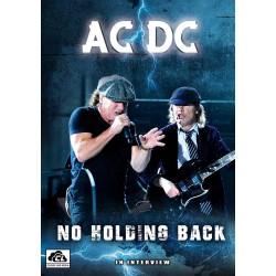 "AC/DC ""No Holding Back"" DVD"