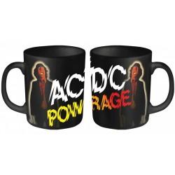 """AC/DC """"Powerage"""" Black Mug"""