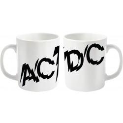 """AC/DC """"Powerage"""" White Mug"""