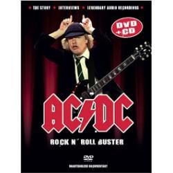 """AC/DC """"Rock N Roll Buster"""" CD/DVD"""