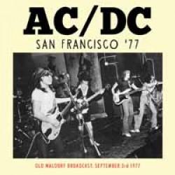 "AC/DC ""San Francisco '77"" CD"