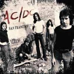 """AC/DC """"San Francisco '77"""" 2x12"""" Vinyl"""