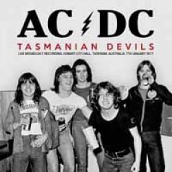 "AC/DC ""Tasmanian Devils"" CD"