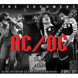 "AC/DC ""The Document"" CD/DVD"