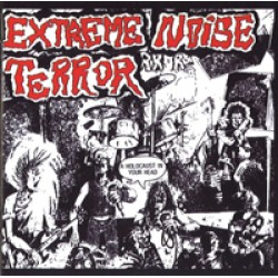 "Extreme Noise Terror ""Holocaust In Your Head"" Vinyl - PRE-ORDER"