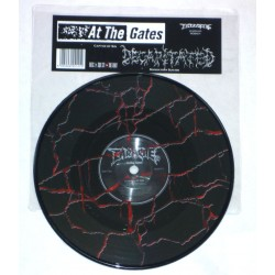 "At The Gates / Decapitated ""Captor Of Sin / Mandatory Suicide"" Record Store Day 7"" Vinyl -"