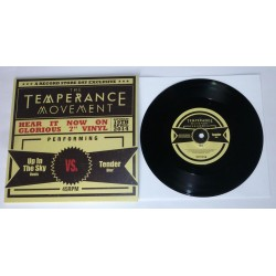 """The Temperance Movement """"Up In The Sky / Tender"""" Record Store Day 7"""" Vinyl"""