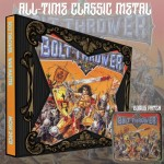 "Bolt Thrower ""Warmaster"" Slipcase CD with Album Cover Patch"