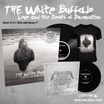 "The White Buffalo ""Love And The Death Of Damnation"" Black Vinyl w/ Bonus 7"" Vinyl + T-shirt - PRE-ORDER"