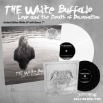 "The White Buffalo ""Love And The Death Of Damnation"" White Vinyl w/ Bonus 7"" Vinyl"