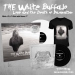 "The White Buffalo ""Love And The Death Of Damnation"" White Vinyl w/ Bonus 7"" Vinyl + T-shirt - PRE-ORDER"