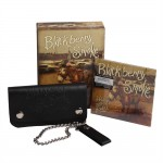 "Blackberry Smoke ""Holding All The Roses"" Ltd German Box CD w/ Leather Wallet"