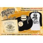 """Blackberry Smoke """"The Whippoorwill"""" Gatefold 2x12"""" Black Vinyl (3 Bonus Track UK/EU Edition) + """"Skull & Tophat"""" Baseball Shirt"""
