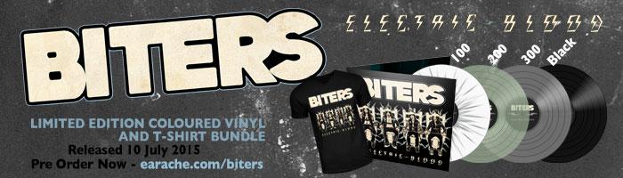 Biters Banner