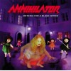 "Annihilator ""Criteria For A Black Widow"" Limited Edition Slipcase CD"