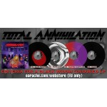 "Annihilator ""Criteria For A Black Widow"" Limited Edition Vinyl"