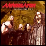 "Annihilator ""Waking The Fury"" Limited Edition Vinyl"
