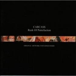 """Carcass """"Reek of Putrefaction"""" CD"""