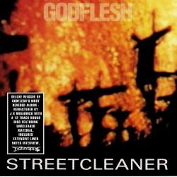 """Godflesh """"Streetcleaner"""" 2CD Digipak Redux"""