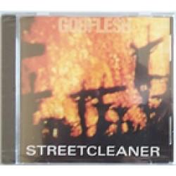 """Godflesh """"Streetcleaner"""" CD"""