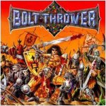 "Bolt Thrower ""Warmaster"" CD"