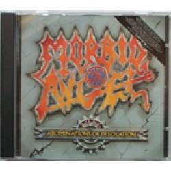 "Morbid Angel ""Abominations of Desolation"" CD"