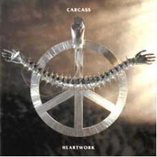 """Carcass """"Heartwork"""" Full Dynamic Range Vinyl"""