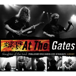 """At The Gates """"Slaughter Of The Soul / Purgatory Unleashed"""" 2CD Box"""