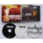"Godflesh ""Songs Of Love And Hate / Love And Hate In Dub / In All Languages DVD"" 2CD + DVD Box Set"