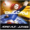 "Adrenalin Junkies ""Outcry"" CD Single"
