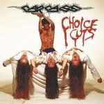 """Carcass """"Choice Cuts"""" CD"""