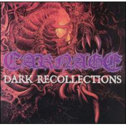 "Carnage ""Dark Recollections"" CD"