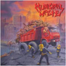 "Municipal Waste ""Hazardous Mutation"" CD"