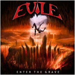 "Evile ""Enter The Grave"" CD"