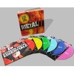 "Var. ""Metal II: A Headbangers Companion"" 6 x CD"