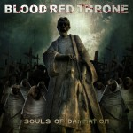 "Blood Red Throne ""Souls Of Damnation"" CD/DVD Digipak"