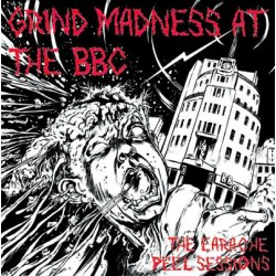 "Var. ""Grind Madness At The BBC"" (The Earache Peel Sessions) 3 CD Box Set"