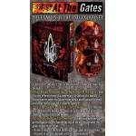 """At The Gates """"The Flames Of The End"""" 3 DVD Digipak - Slight damage to cover"""