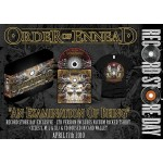 "Order Of Ennead ""An Examination Of Being"" Limited Edition CD in a promo card wallet + EXCLUSIVE T-shirt"