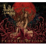 """And Hell Followed With """"Proprioception"""" Regular CD"""