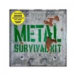 "Var. ""Metal Survival Kit"" - 3 CDs, 1 DVD, Patch, Keyring, Stickers + Earplugs"