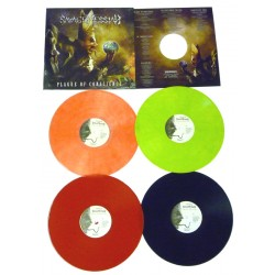 """Savage Messiah """"Plague Of Conscience"""" Limited Edition Colored Vinyl"""