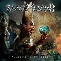 "Savage Messiah ""Plague Of Conscience"" CD"