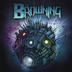 "The Browning ""Burn This World"" CD"